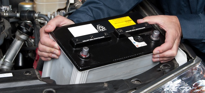 Car & Truck Batteries